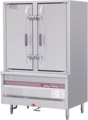 工程型节能双门海鲜蒸柜