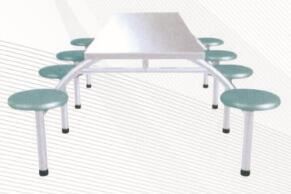 圆座ldsports乐动体育快餐桌椅